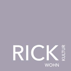 Logo Rick Wohnkultur Raumausstatter Düsseldorf